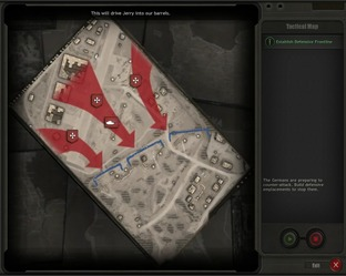 Test Company Of Heroes : Opposing Fronts PC - Screenshot 35