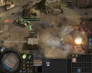 Test Company Of Heroes : Opposing Fronts PC - Screenshot 36