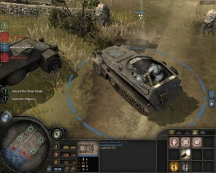 Test Company Of Heroes : Opposing Fronts PC - Screenshot 37
