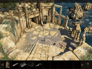 Test Chronicles of Mystery : Le Rituel du Scorpion PC - Screenshot 20