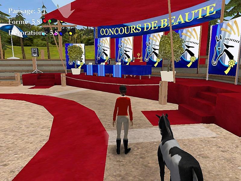 Mon Cheval Virtuel