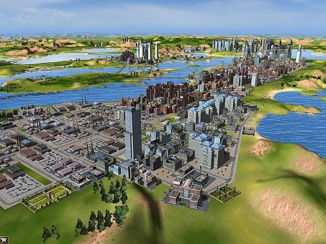 jeuxvideo.com City Life - PC Image 6 sur 109