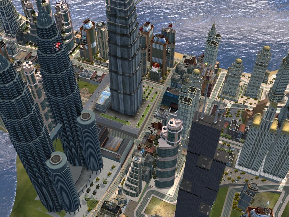 city life deluxe: