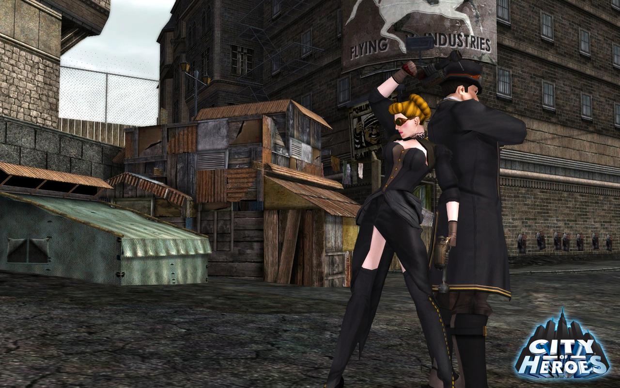 jeuxvideo.com City of Heroes - PC Image 280 sur 292