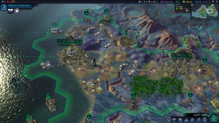 Gamescom : Civilization : Beyond Earth en images
