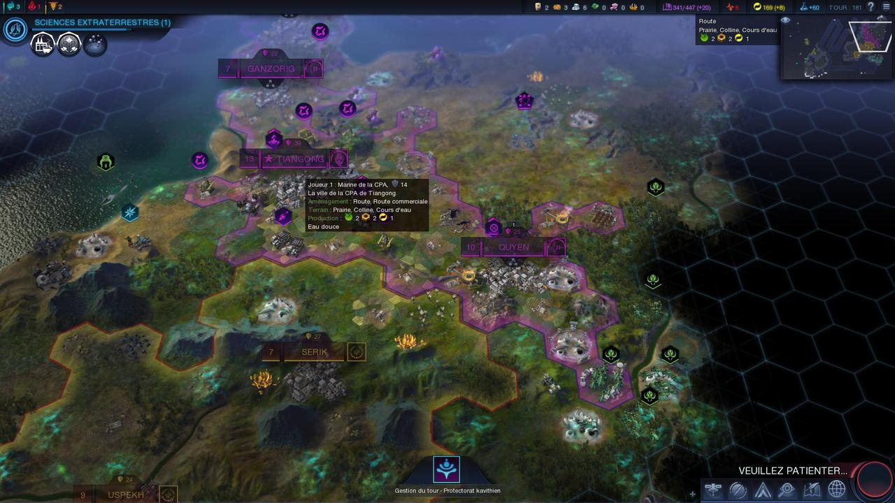 jeuxvideo.com Civilization : Beyond Earth - PC Image 64 sur 146