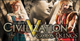 Civilization V : Gods & Kings