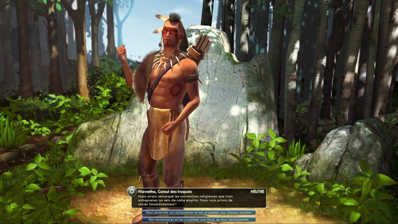 jeuxvideo.com Civilization V : Gods & Kings - PC Image 22 sur 29