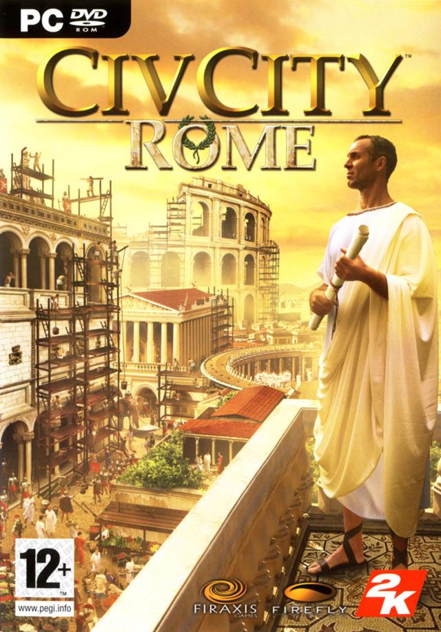 CivCity: Rome - PC ISO