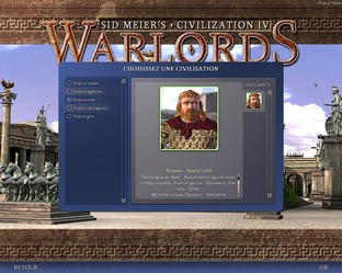 Civilization IV : Warlords PC