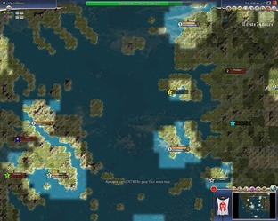 Test Civilization 4 : Warlords PC - Screenshot 67