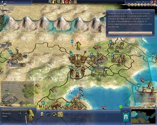 Test Civilization 4 : Warlords PC - Screenshot 70