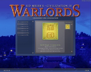 Test Civilization 4 : Warlords PC - Screenshot 76