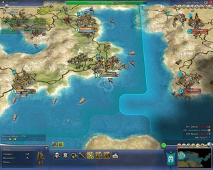 Test Civilization 4 : Warlords PC - Screenshot 77