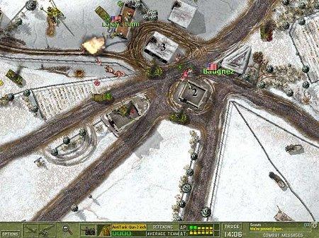jeuxvideo.com Close Combat IV : La Bataille des Ardennes - PC Image 8