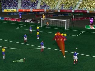 Coupe du monde fifa 2002 sur pc - Equipe de france coupe du monde 2002 ...