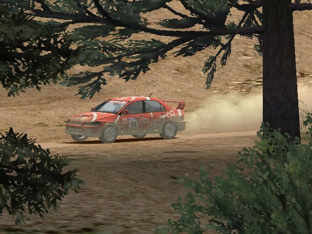 Images Colin McRae Rally 3 PC - 2