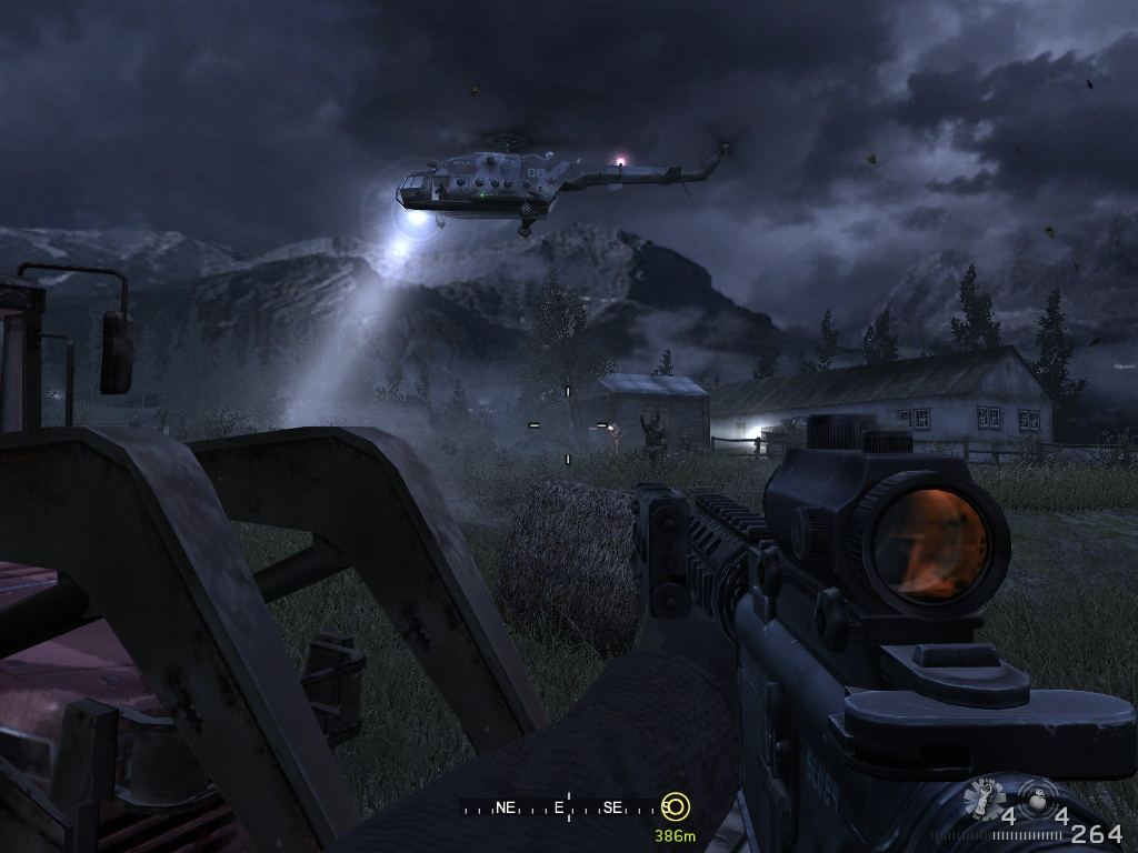 Images Call of Duty 4 : Modern Warfare PC - 21