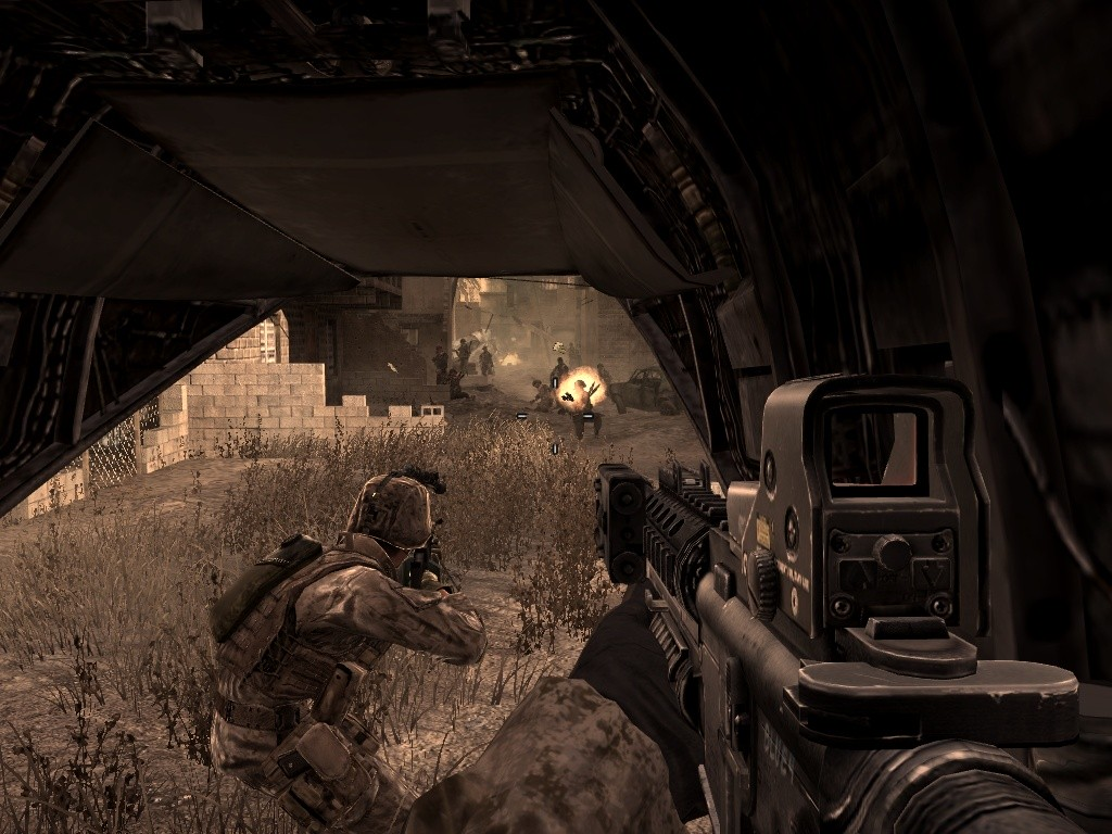Images Call of Duty 4 : Modern Warfare PC - 24