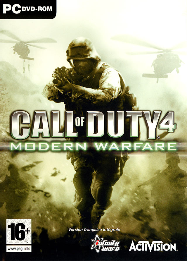Call of Duty 4 : Modern Warfare [PC] [MULTI]