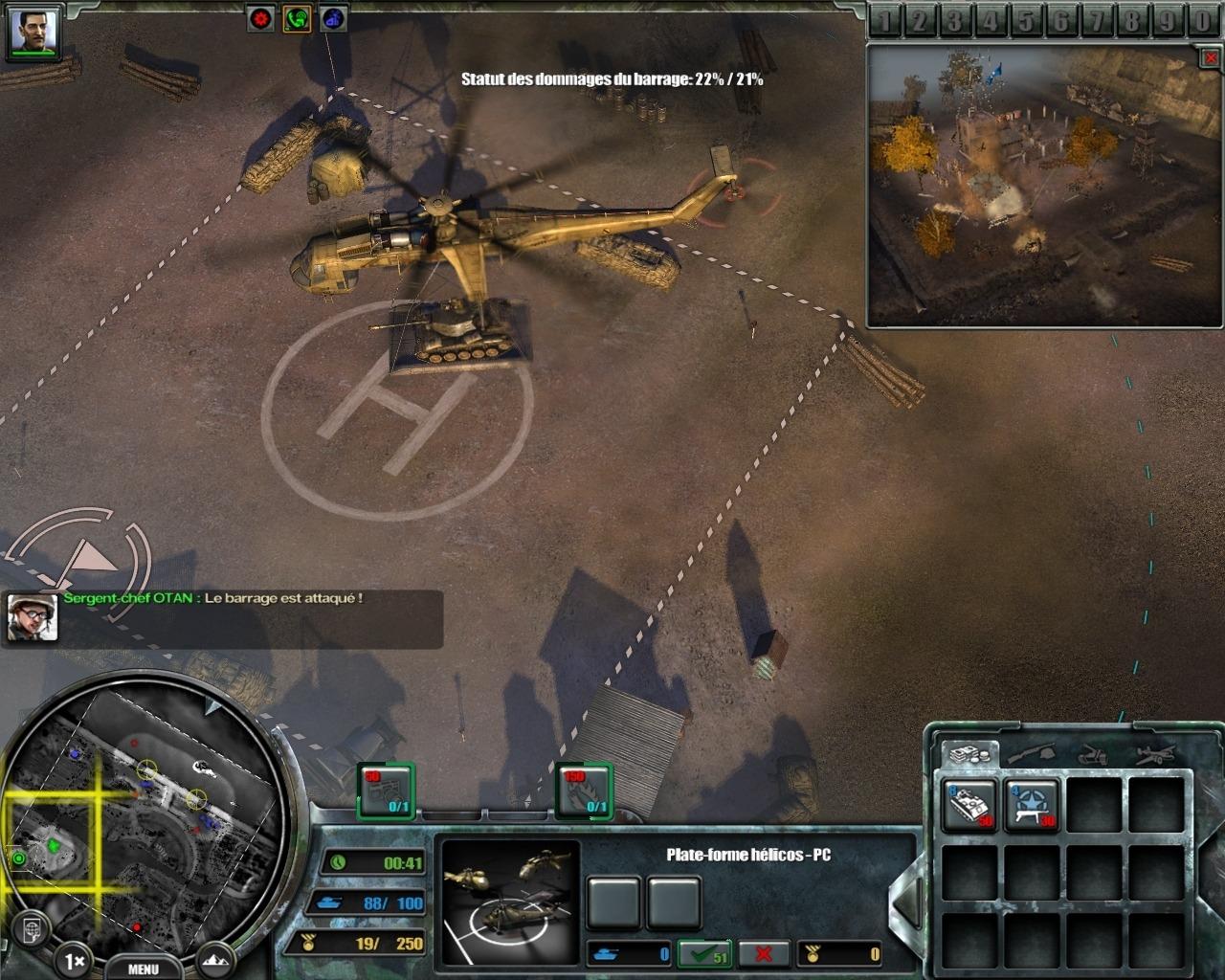 jeuxvideo.com Codename : Panzers : Cold War - PC Image 148 sur 192
