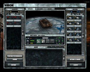 Test Codename : Panzers : Cold War PC - Screenshot 150