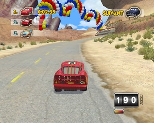 Test Cars : La Coupe Internationale de Martin PC - Screenshot 1
