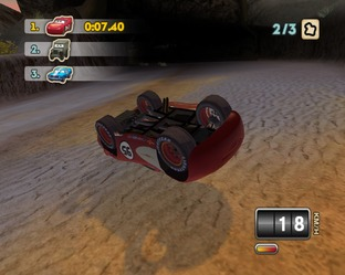 Test Cars : La Coupe Internationale de Martin PC - Screenshot 2