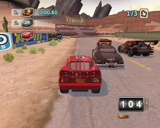Test Cars : La Coupe Internationale de Martin PC - Screenshot 3