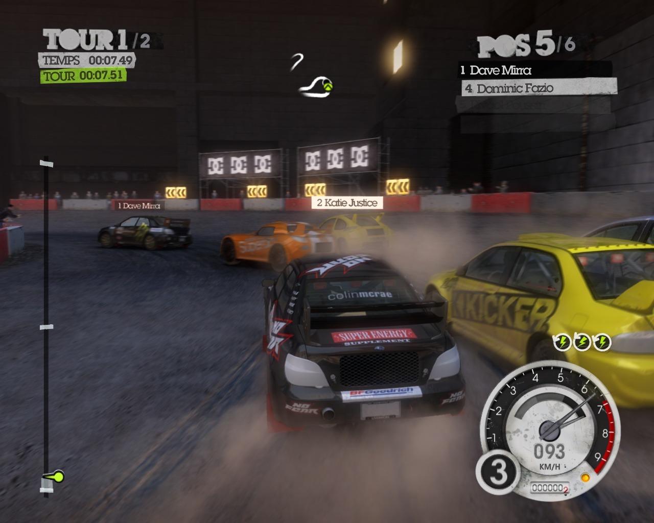 jeuxvideo.com Colin McRae : DiRT 2 - PC Image 94 sur 149
