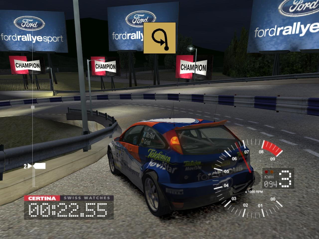 Images Colin McRae Rally 3 PC - 52