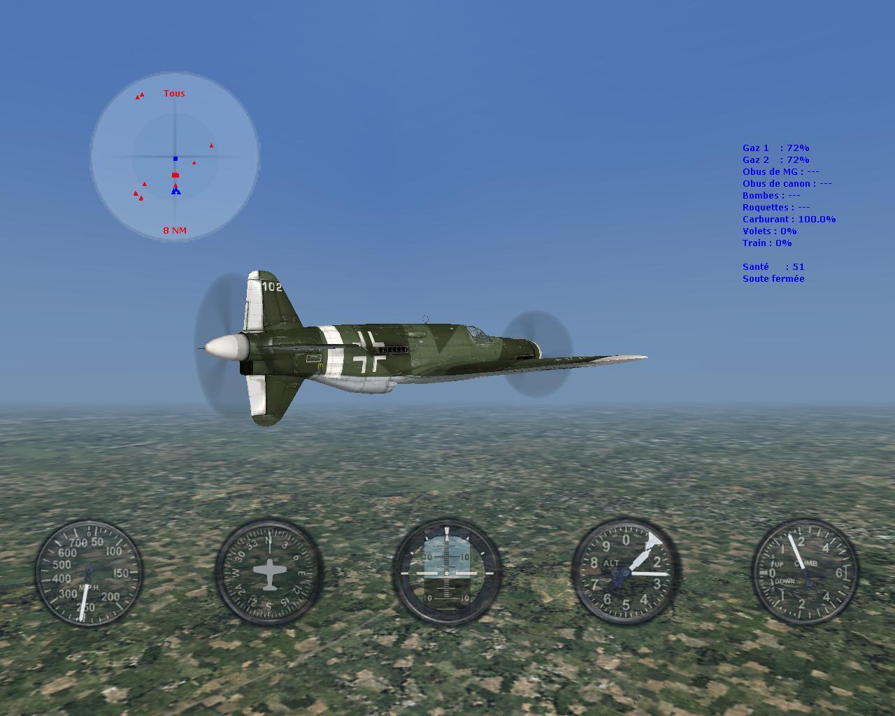 Ww2 Combat Flight Simulator Combat Flight Simulator Wwii