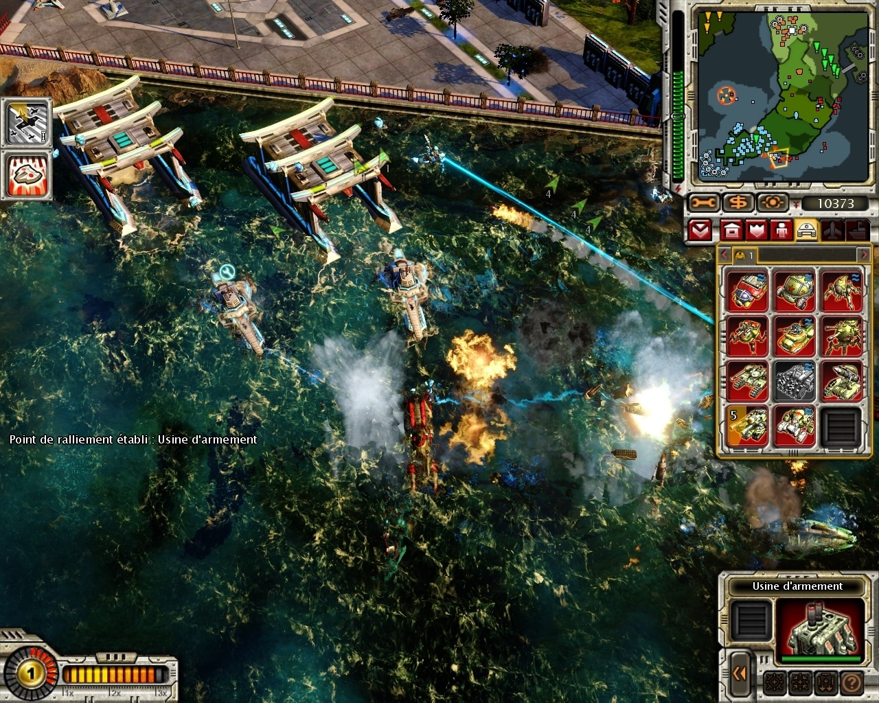 Command and Conquer: Red Alert 3 - Uprising ScreenShot