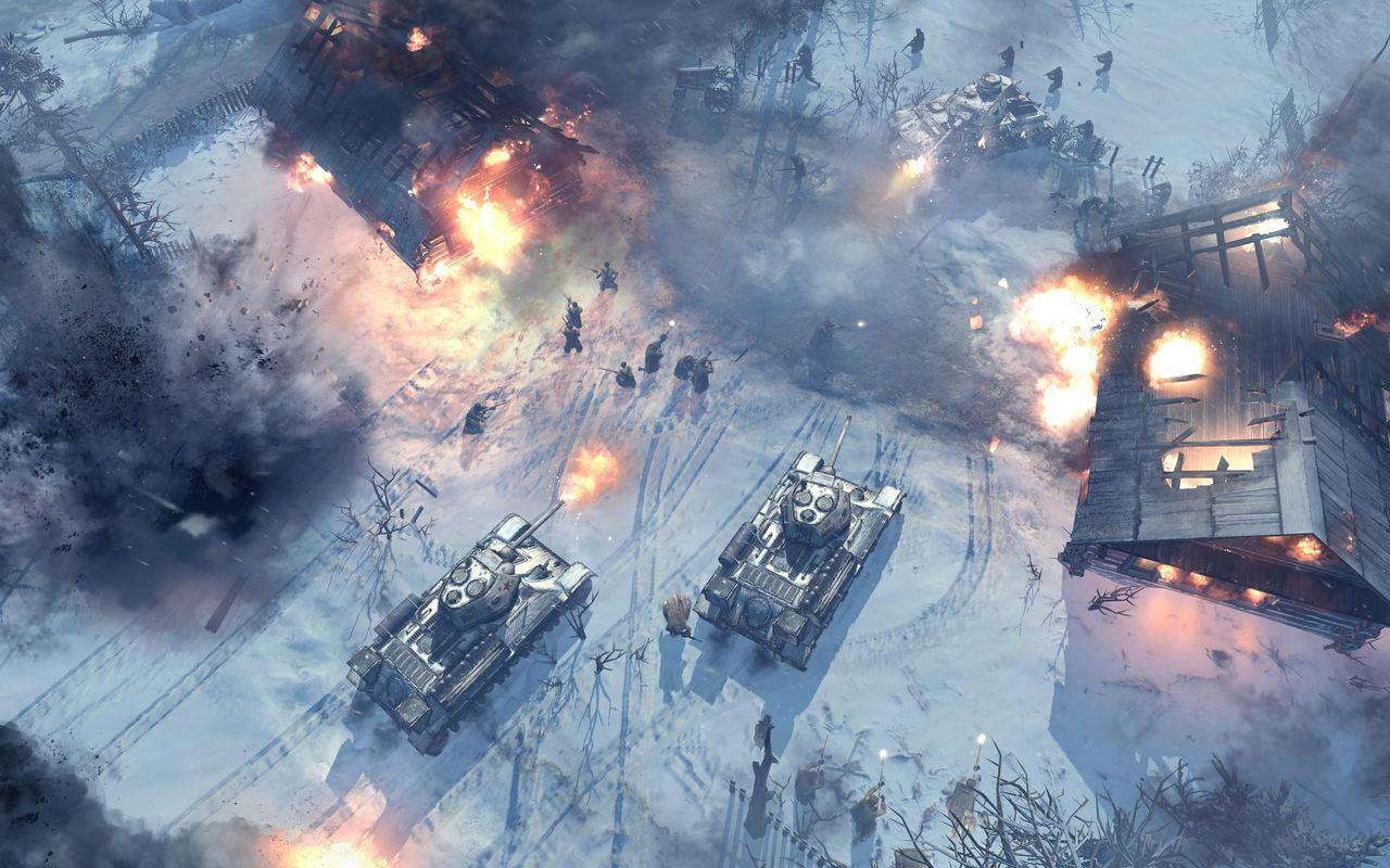 Company of Heroes 2 RELOADED + CRACK ONLY