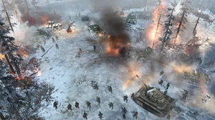 Company of Heroes 2 : Le mode Theater