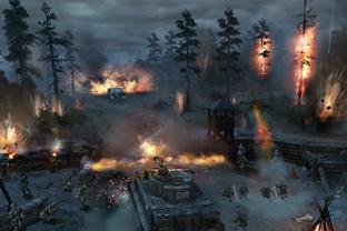La démo E3 de Company of Heroes 2 est disponible !