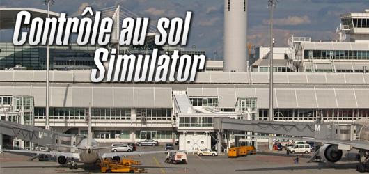 Contrôle au Sol Simulator