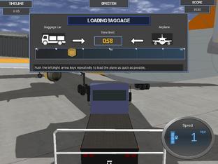 Test Contrôle au Sol Simulator PC - Screenshot 1