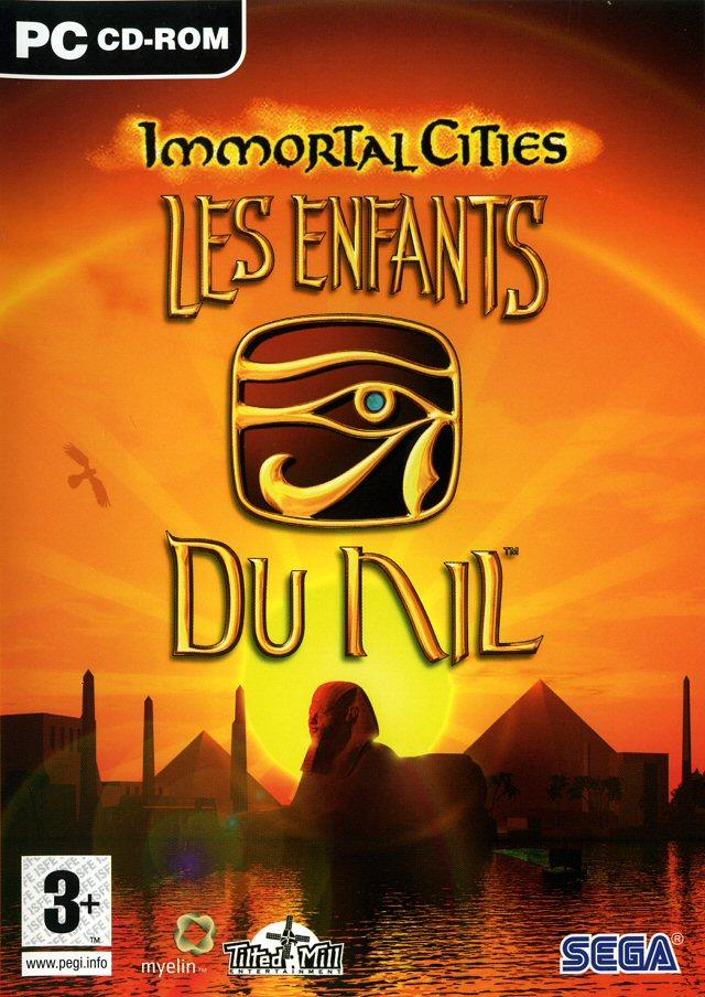 Immortal Cities - Les Enfants du Nil  [PC] [FS] [WU]