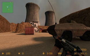 Test Counter-Strike : Source PC - Screenshot 55