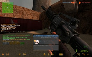 Test Counter-Strike : Source PC - Screenshot 57