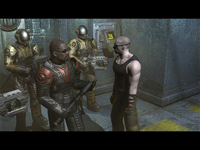 The Chronicles of Riddick : Escape from Butcher Bay - Developer's Cut