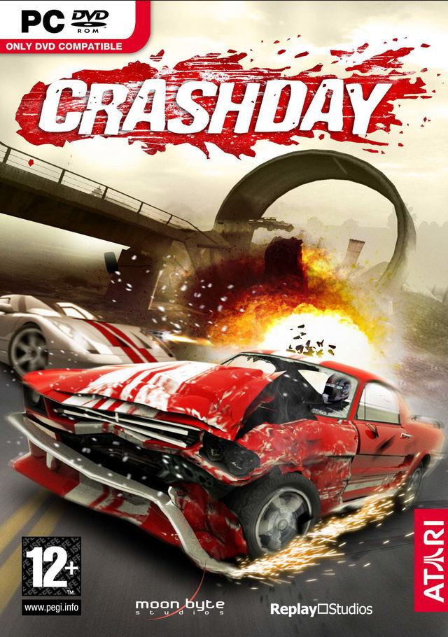 لعبة سباق السيارات Crashday
