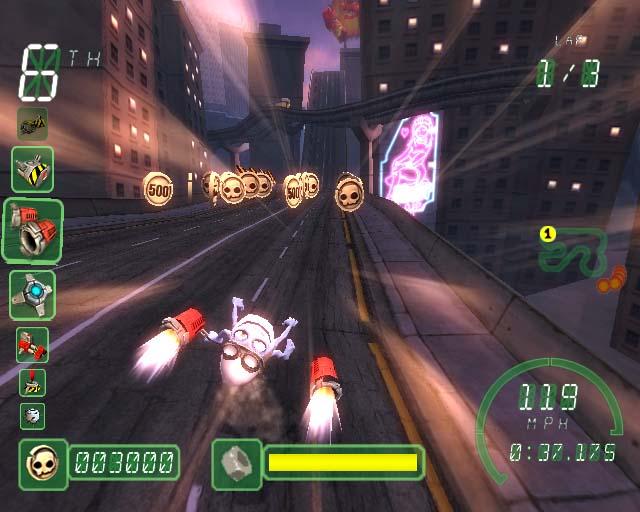 Crazy Frog Racer 2 (احدث نسخه) كامله
