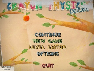 Test Crayon Physics Deluxe PC - Screenshot 7