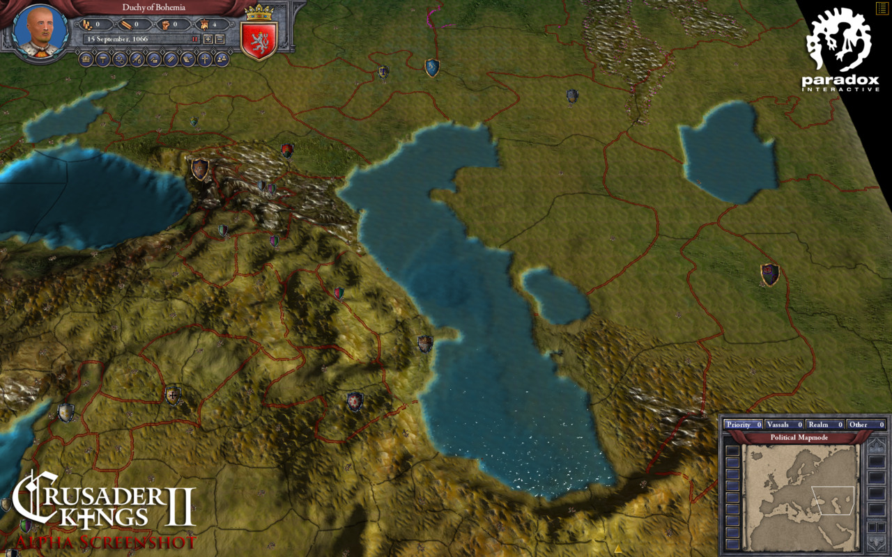 Images Crusader Kings II PC - 17
