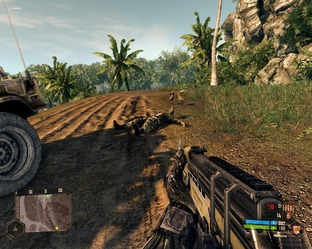 Test Crysis Warhead PC - Screenshot 42