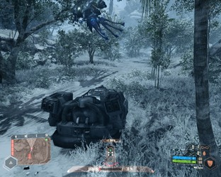 Test Crysis Warhead PC - Screenshot 43