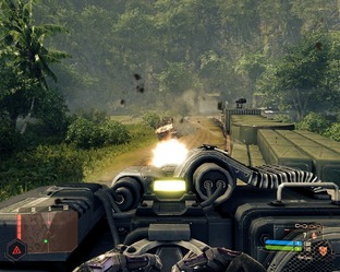 Test Crysis Warhead PC - Screenshot 44