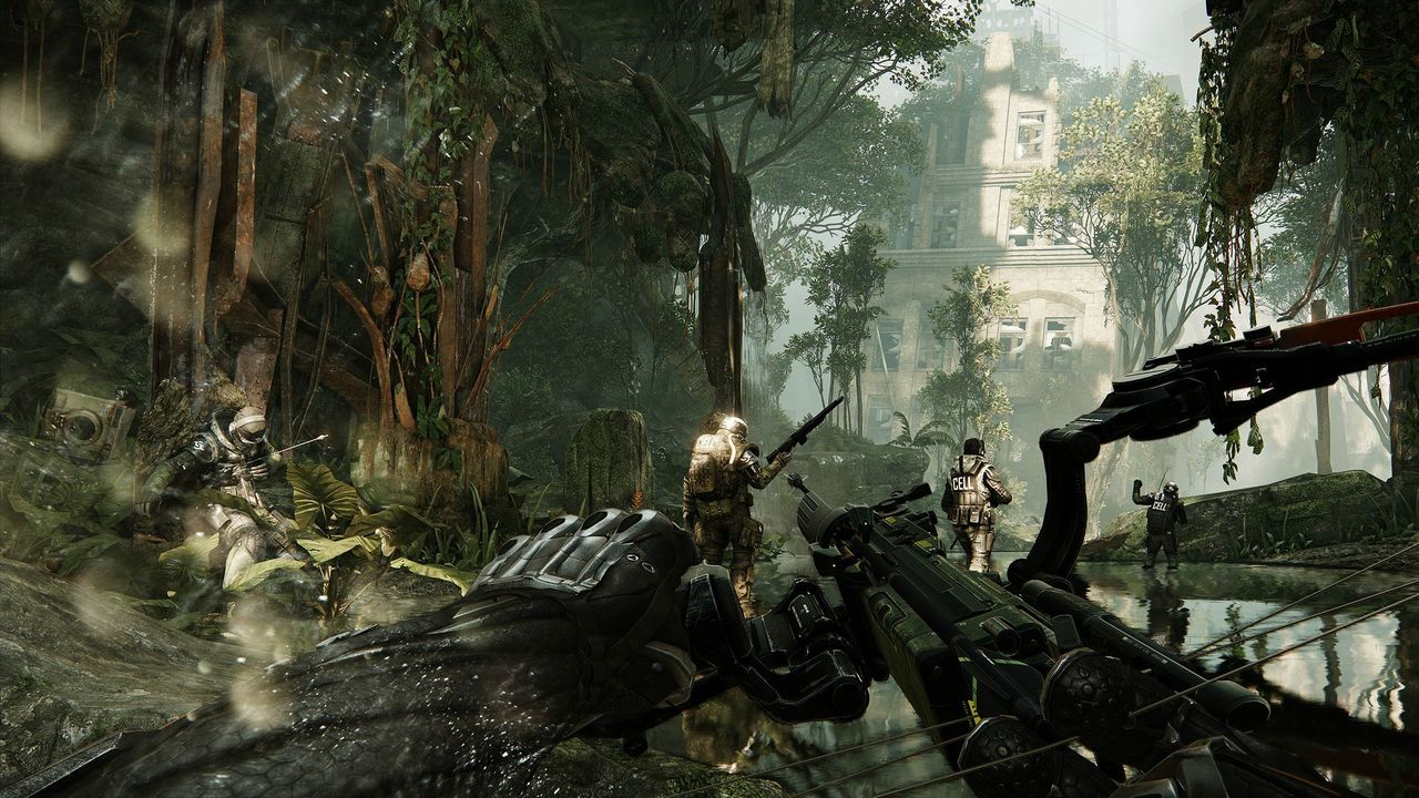 CRYSIS 3 RELOADED CRACKFIX SKIDROW